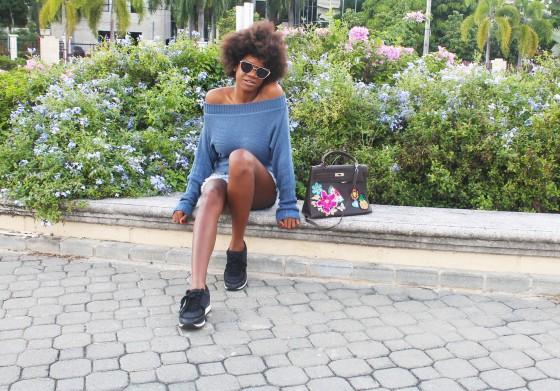 off-shoulder-blue-sweater-blogger